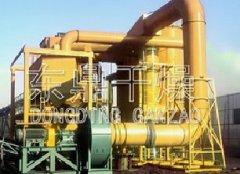 新型复合式干法选煤设备