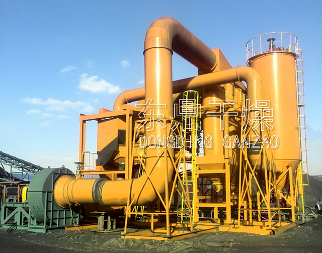 干法选煤设备